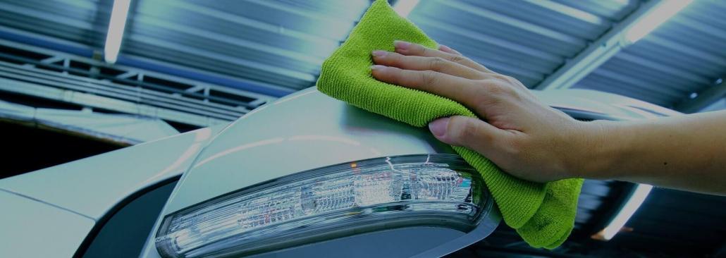 Limpieza exterior coche DetailCar