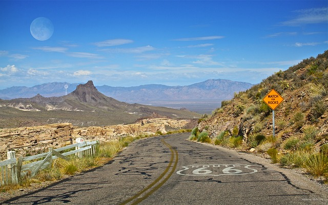Itinerario Ruta 66 - DetailCar