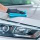 Limpieza de vehículos a mano